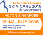 2nd international  Sun Protection & Anti-ageing Skin Care Conference