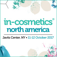 in-cosmetics North America 2017