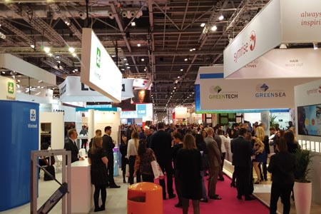 in-cosmetics Global enjoys successful return to the UK