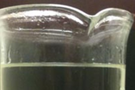 Silicone surfactants in oil based systems