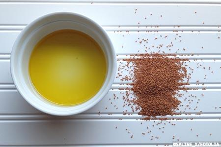 Cold pressed seed oils enhance men's skin care