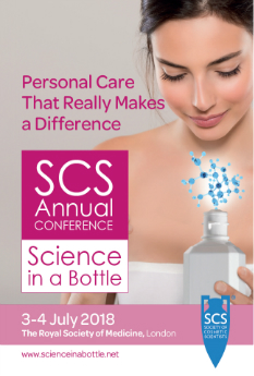 SCS Annual Conference 2018 – Science in a Bottle