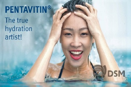 Ease the stress on urban skin with DSM's hydration artist!