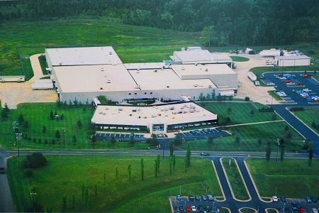 Expansion of US manufacturing site