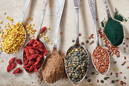 Formulations for superfoods and customisable beauty