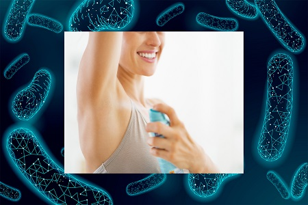 Microbiome data for deodorant to be published
