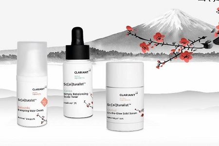 Japanese Beauty-inspired formulation concept