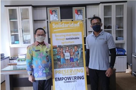 Partnership provides COVID-19 support for Indonesian farmers